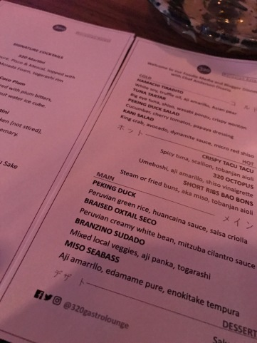Tonight's menu! ♥